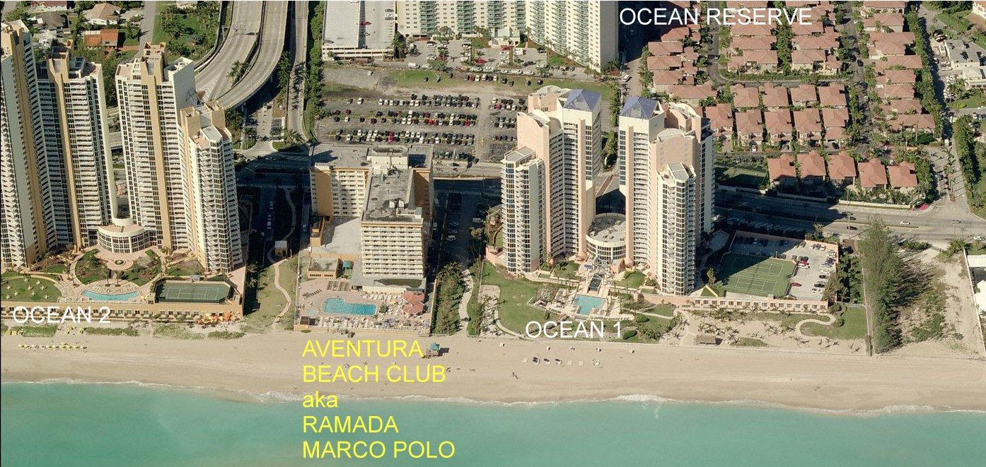 Aventura Beach Club Sunny Isles 26 Condos For Sold